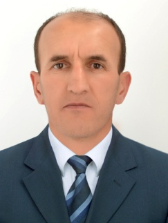 Иззатуллоев Алиқул Саидқулович