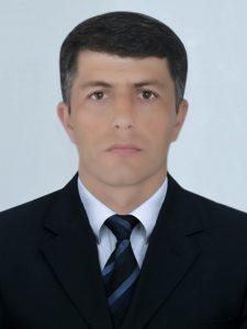 Сайдалиев Наврӯз Ҳабибуллоевич.